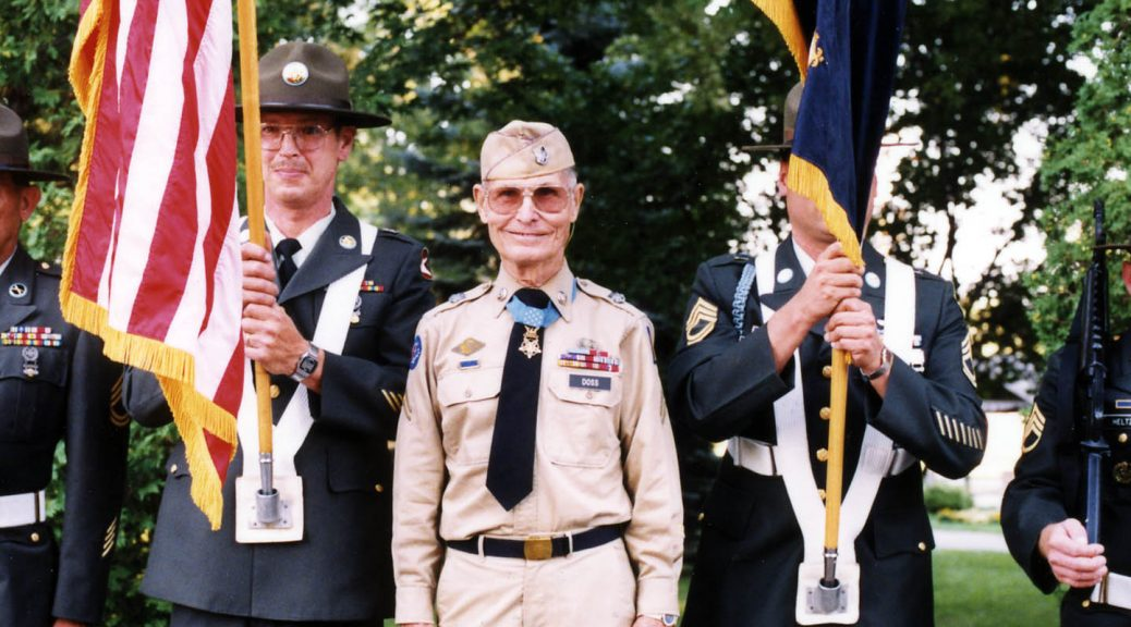 the story of Private Desmond Doss is true